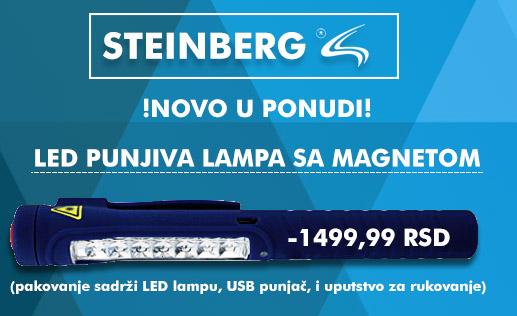 Steinberg lampe
